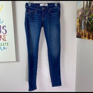 Hollister skinny jeans SZ 3